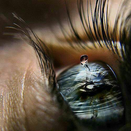 چشمان پاک